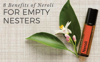 8 Benefits of Neroli for Empty Nesters